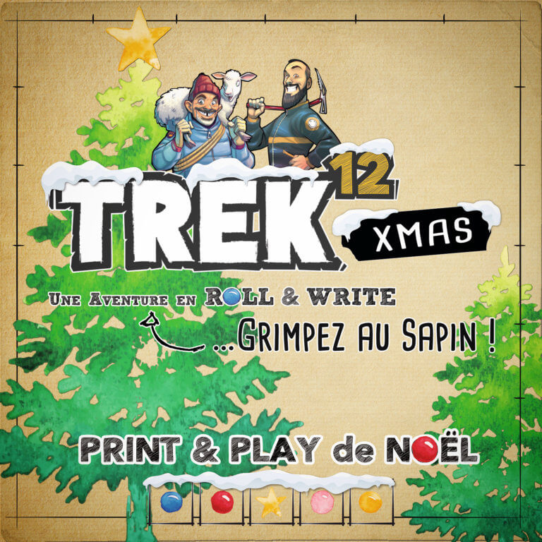 TREK 12 de Noël - Mini Extension offerte